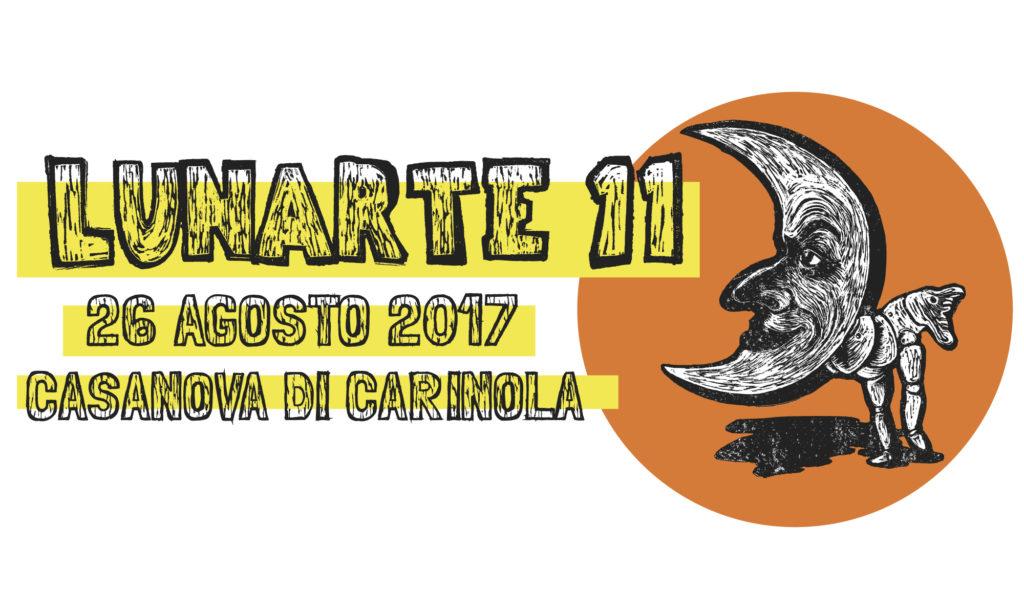 LUNARTE 11 - 26 AGOSTO 2017 - CASANOVA DI CARINOLA